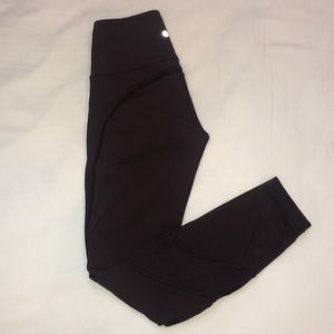 Lululemon leggings 7/8 length